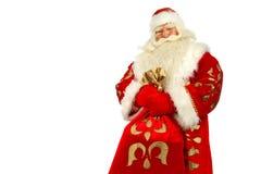 Il Babbo Natale Fotografia Stock Libera da Diritti