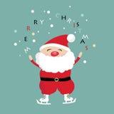 Il Babbo Natale. royalty illustrazione gratis