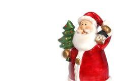 Il Babbo Natale Fotografie Stock