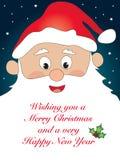 Il Babbo Natale _2 Fotografie Stock