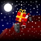 Il Babbo Natale _2 Immagine Stock Libera da Diritti