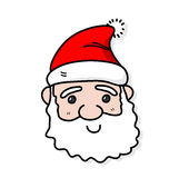 Il Babbo Natale _2 Fotografia Stock Libera da Diritti