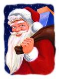 Il Babbo Natale _2 Immagini Stock Libere da Diritti