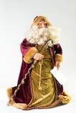 Il Babbo Natale anziano Immagine Stock