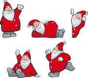 Il Babbo Natale Immagini Stock Libere da Diritti