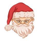 Il Babbo Natale _2 Illustrazione di vettore Illustrazione Vettoriale