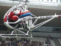 Il Babbo Natale - Maracanã Immagini Stock Libere da Diritti