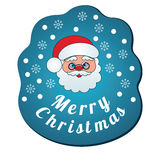 Il Babbo Natale _2 Natale e nuovo anno 2016 Immagine Stock Libera da Diritti