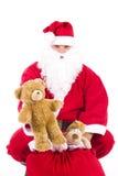 Il Babbo Natale tradizionale Immagini Stock Libere da Diritti