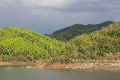 Il bacino idrico abbondante Fotografie Stock Libere da Diritti