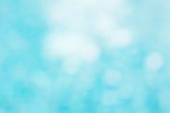 Il backgruond verde blu astratto della sfuocatura, wallpaper l'onda blu con la s Immagine Stock Libera da Diritti