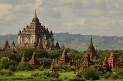 Il Bagan Fotografie Stock Libere da Diritti