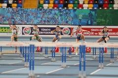 Il Balcani Junior Indoor Championships Istanbul 2017 Immagini Stock
