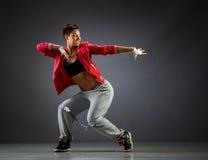 Il ballerino Fotografie Stock Libere da Diritti