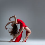 Il ballerino Immagini Stock