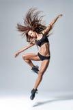 Il ballerino Fotografia Stock