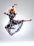 Il ballerino del mistyc Immagine Stock