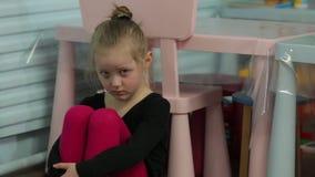 Il ballerino triste della bambina