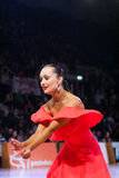 Il ballo acquista padronanza di 2011, Anna Firstova Immagini Stock