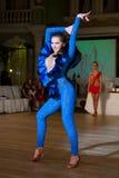 Il ballo artistico assegna 2012-2013 Immagini Stock Libere da Diritti