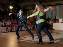 Il ballo artistico assegna 2012-2013 Immagine Stock Libera da Diritti