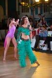 Il ballo artistico assegna 2014-2015 Immagine Stock