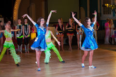 Il ballo artistico assegna 2014-2015 Fotografia Stock