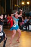 Il ballo artistico assegna 2014-2015 Fotografie Stock Libere da Diritti