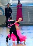 Il ballo internazionale di concorso acquista padronanza di 2010 Immagine Stock Libera da Diritti