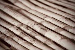 Il bambù ha fatto il fondo astratto - foto di riserva Immagini Stock Libere da Diritti