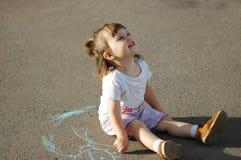 Il bambino Fotografie Stock Libere da Diritti