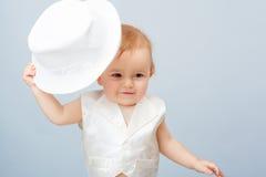 Il bambino Fotografia Stock