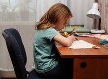 Il bambino dissipa fotografia stock libera da diritti