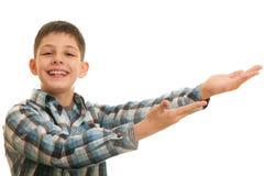 Il bambino invita i nuovi eventi immagini stock