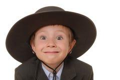 Il bambino occidentale 10 Fotografia Stock Libera da Diritti