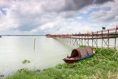 Il Bangladesh fotografia stock libera da diritti