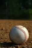 Il baseball Fotografie Stock Libere da Diritti