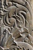 Il bassorilievo sulla pietra Immagine Stock