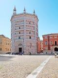 Il battistero di Parma Fotografia Stock Libera da Diritti
