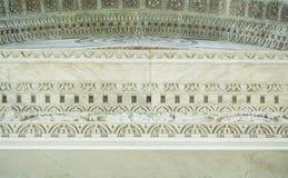 Il battistero di San Giovanni, Pisa (dettaglio) Immagini Stock