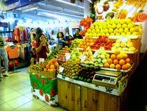 Il bazar compera nel centro commerciale dei greenhills fotografie stock libere da diritti