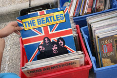 Il Beatles Immagine Stock