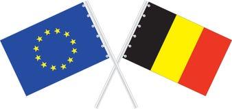 Il Belgio Fotografia Stock