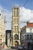 Il Belgio, Gand fotografie stock libere da diritti