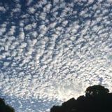 Il bello cielo Immagini Stock Libere da Diritti