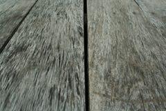Il bello di legno grigio Fotografia Stock