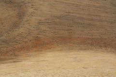 Il bello di legno marrone Immagine Stock Libera da Diritti