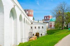 Il bello monastero Immagine Stock Libera da Diritti