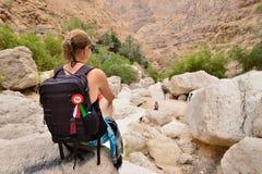 Il bello Oman sta aspettandovi immagine stock libera da diritti