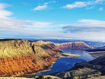 Il bello Wyoming Immagini Stock Libere da Diritti